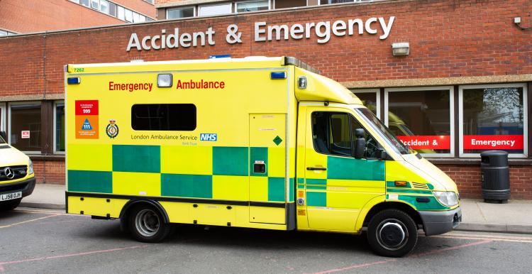 Ambulance and A&E