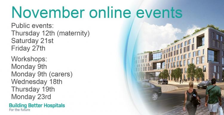 november online events