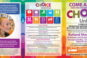 Choice leaflet