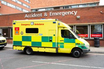 Ambulance and A&E
