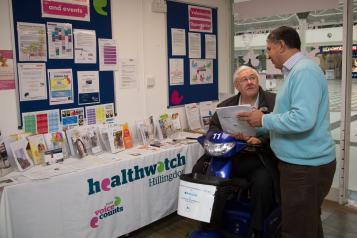 Healthwatch Hillingdon signposting