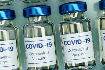 vials of vaccine